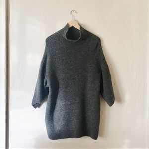 Zara Knit Italian Wool Sweater